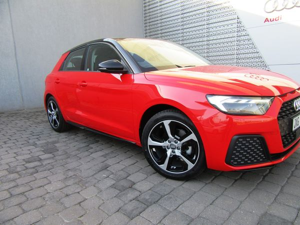 2019 Audi A1 Sportback 1.4 TFSI S Tronic 35 TFSI Mpumalanga Nelspruit_0
