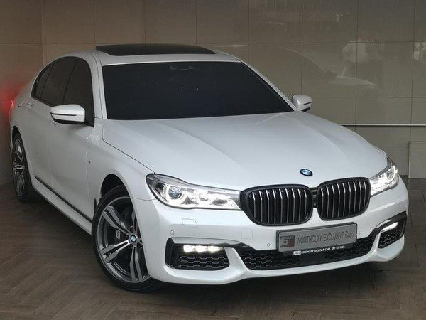 2016 BMW 7 Series 750i M-SPORT AUTO Gauteng Randburg_0