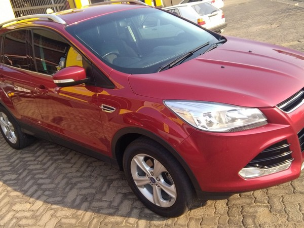 2015 Ford Kuga 1.5 Ecoboost Trend Gauteng Springs_0