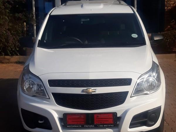 2015 Chevrolet Corsa Utility 1.4 Sc Pu  Gauteng Pretoria West_0