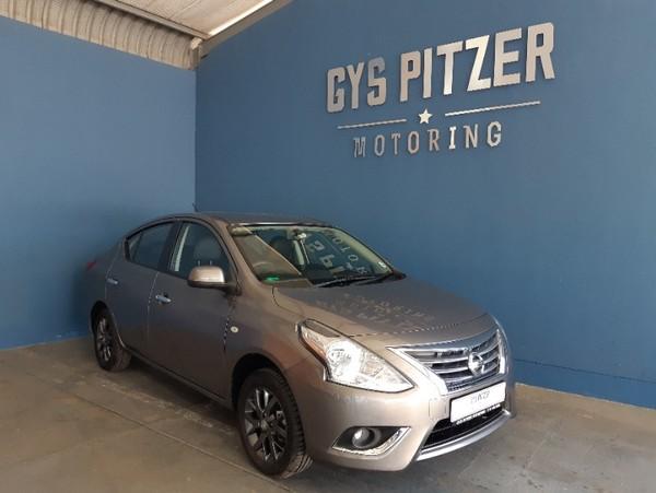 2016 Nissan Almera 1.5 ACTIV Gauteng Pretoria_0
