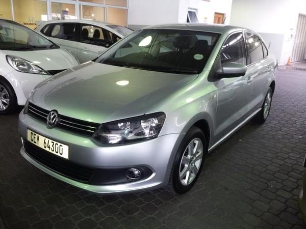 2015 Volkswagen Polo 1.6 Comfortline  Western Cape Claremont_0