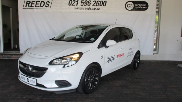 2019 Opel Corsa 1.0T Ecoflex 120 Year ED Western Cape Goodwood_0
