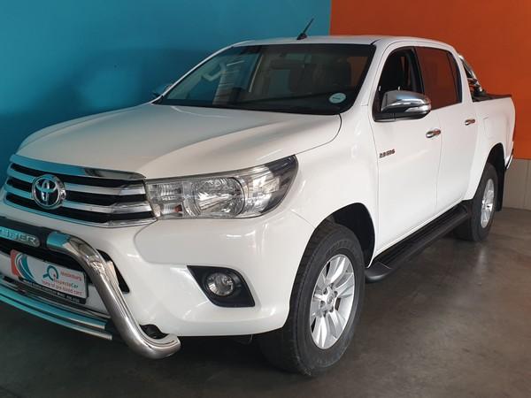 2016 Toyota Hilux 2.8 GD-6 Raider 4X4 Double Cab Bakkie Auto Mpumalanga Mpumalanga_0
