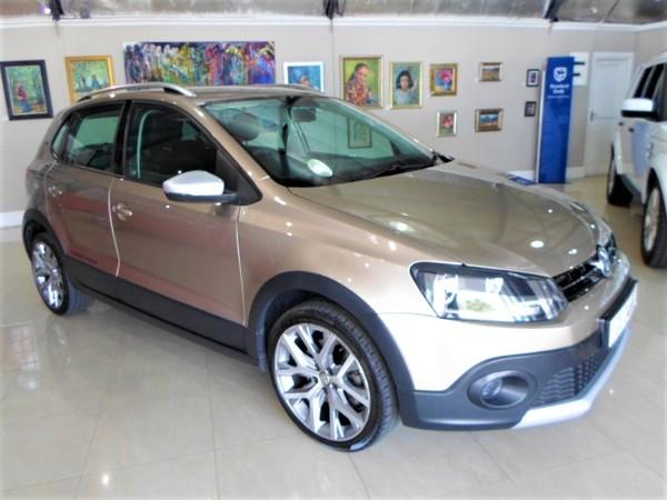 2015 Volkswagen Polo Cross 1.2 TSI Western Cape Knysna_0