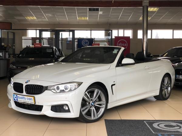 2014 BMW 4 Series 435i Convertible M Sport Auto Kwazulu Natal Richards Bay_0