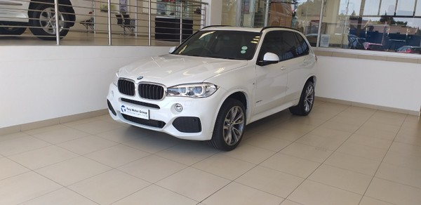 2018 BMW X5 xDRIVE30d M-Sport Auto Gauteng Sandton_0