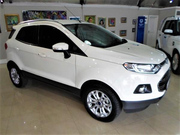 2016 Ford EcoSport 1.0 Ecoboost Titanium Western Cape Knysna_0
