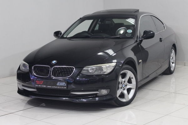2010 BMW 3 Series 325i Coupe Sport Auto Gauteng Nigel_0