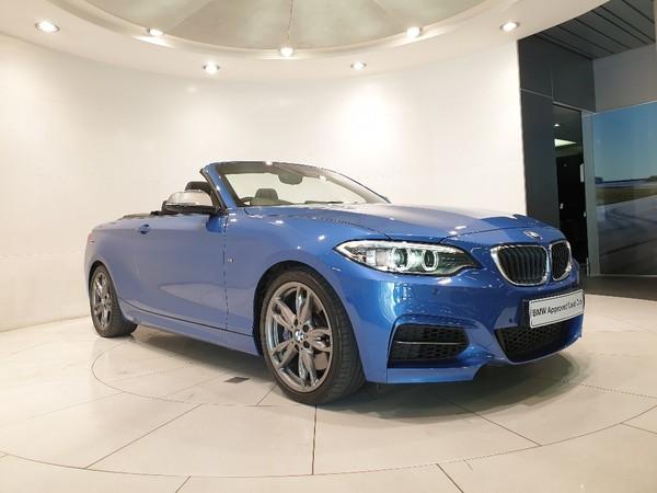 2017 BMW 2 Series M240 Convertible Auto Gauteng Sandton_0