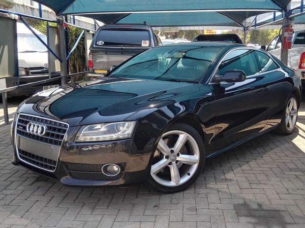 2010 Audi A5 2.0 TFSi QUATTRO North West Province Potchefstroom_0
