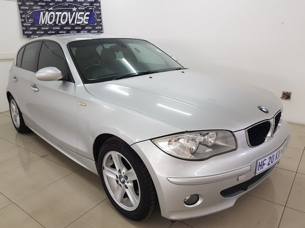 2005 BMW 1 Series 120i Exclusive e87  Gauteng Vereeniging_0