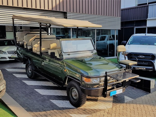 2013 Toyota Land Cruiser 79 4.0 V6 Safari 4X4 Gauteng Midrand_0
