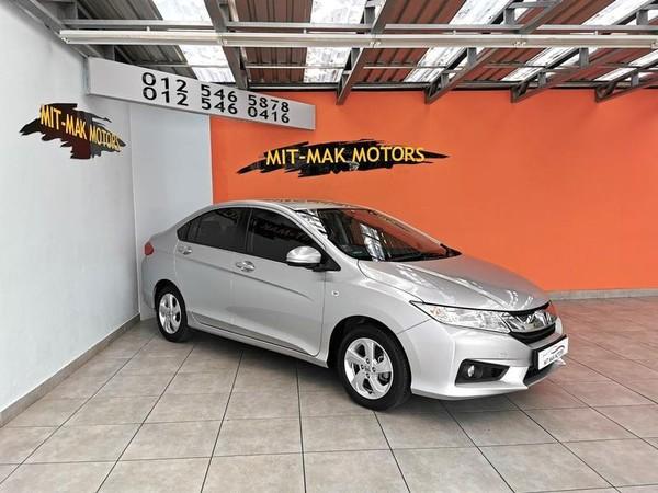 2016 Honda Ballade 1.5 Elegance CVT Gauteng Pretoria_0