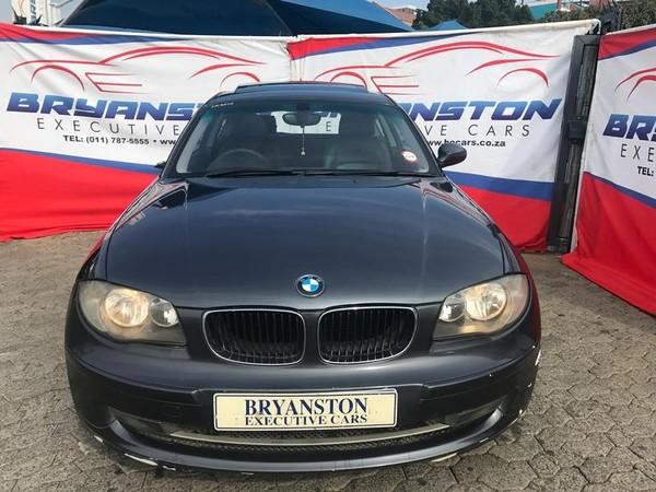 2008 BMW 1 Series 120i 3dr e81  Gauteng Bryanston_0
