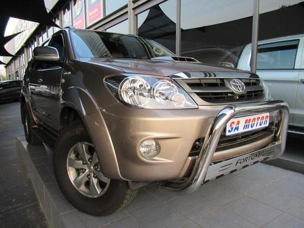 2008 Toyota Fortuner 3.0d-4d 4x4  Gauteng Randburg_0