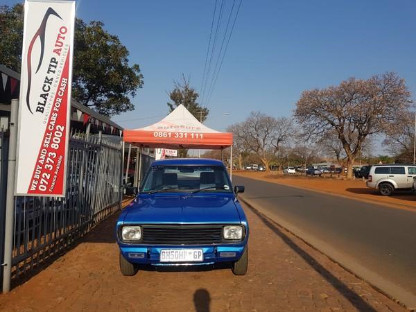 2004 Nissan 1400 Bakkie Champ b01 Pu Sc  Gauteng Pretoria_0