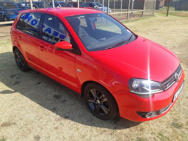 2014 Volkswagen Polo Vivo GP 1.6 GT 5-Door Gauteng Vereeniging_0