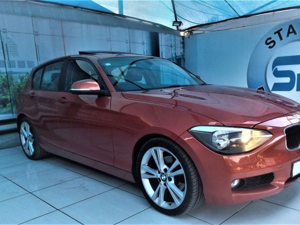 2012 BMW 1 Series 118i 5dr At f20  Gauteng Randburg_0