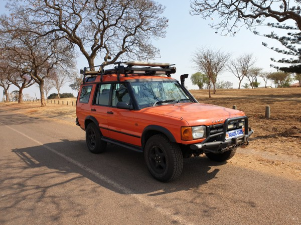 2001 Land Rover Discovery Td5 Es At  Gauteng Pretoria West_0
