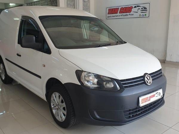 2015 Volkswagen Caddy 1.6i 75kw Fc Pv  Kwazulu Natal Durban_0