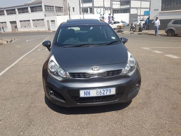 2013 Kia Rio 1.4 Tec 5dr  Gauteng Johannesburg_0
