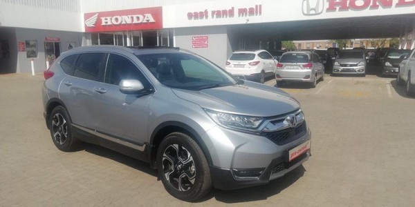 2017 Honda CR-V 1.5T Exclusive AWD CVT Gauteng Boksburg_0