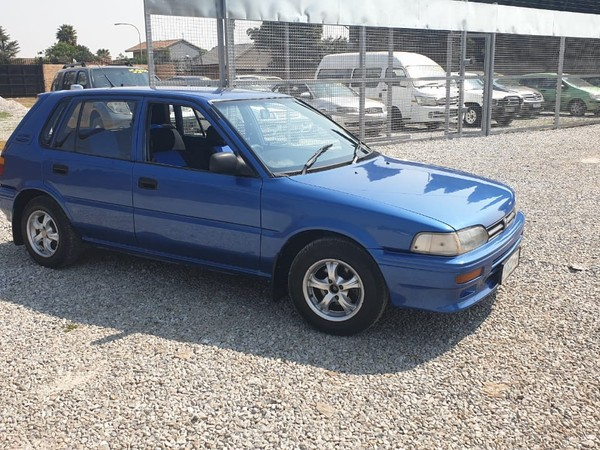 2000 Toyota Tazz 130  Gauteng Lenasia_0