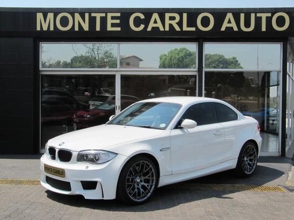 2011 BMW M1 1 M Coupe Gauteng Sandton_0