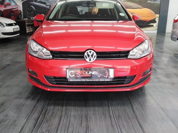 2014 Volkswagen Golf VII 1.4 TSI Comfortline Western Cape Goodwood_0