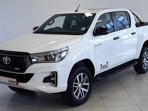 2019 Toyota Hilux 2.8 GD-6 Raider 4X4 Double Cab Bakkie Auto Mpumalanga Lydenburg_0