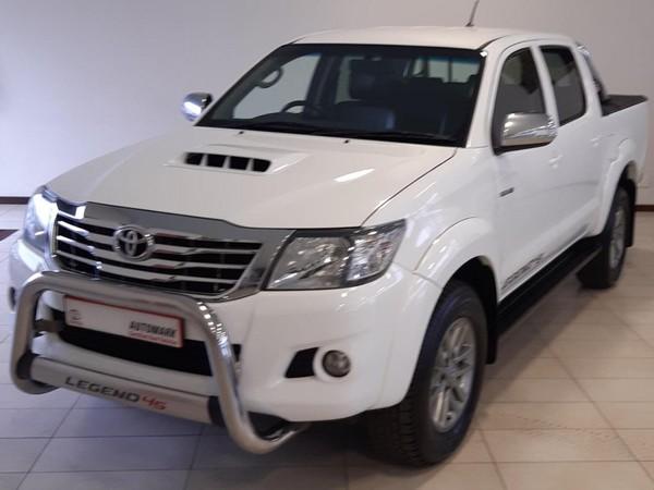 2014 Toyota Hilux 3.0 D-4D LEGEND 45 4X4 Double Cab Bakkie Mpumalanga Lydenburg_0