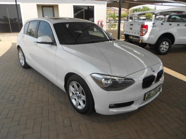 2015 BMW 1 Series 118i 5dr At f20  Gauteng Pretoria_0