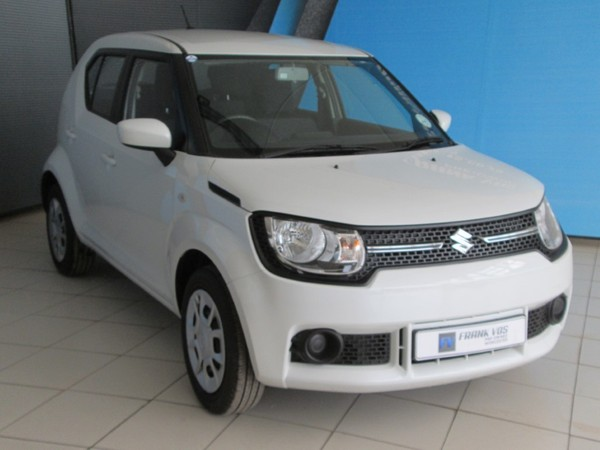 2019 Suzuki Ignis 1.2 GL Western Cape Somerset West_0