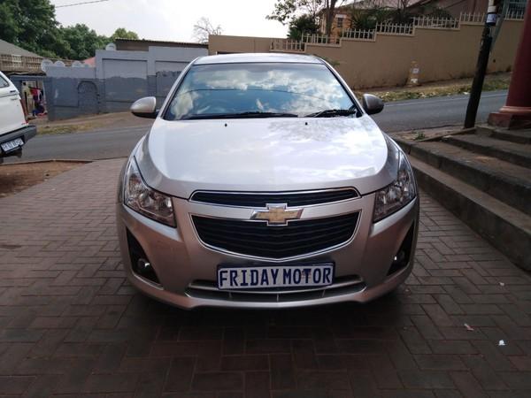 2013 Chevrolet Cruze 1.6 Ls 5dr  Gauteng Johannesburg_0