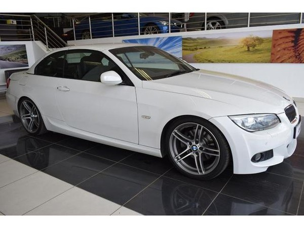 2011 BMW 3 Series 330i Convert At e93  Gauteng Pretoria_0