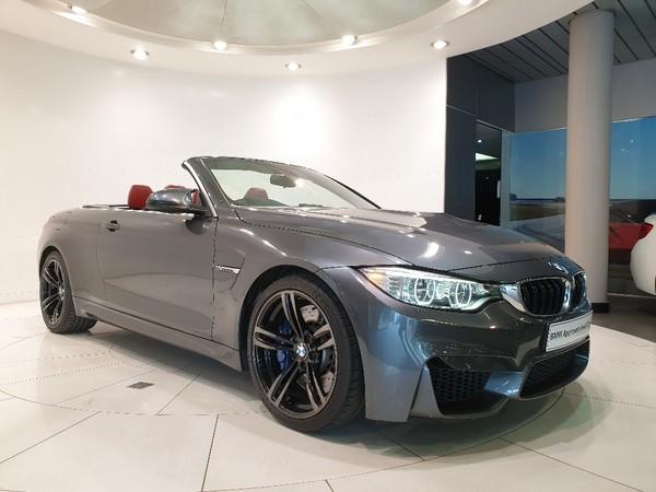 2015 BMW M4 Convertible M-DCT Gauteng Sandton_0