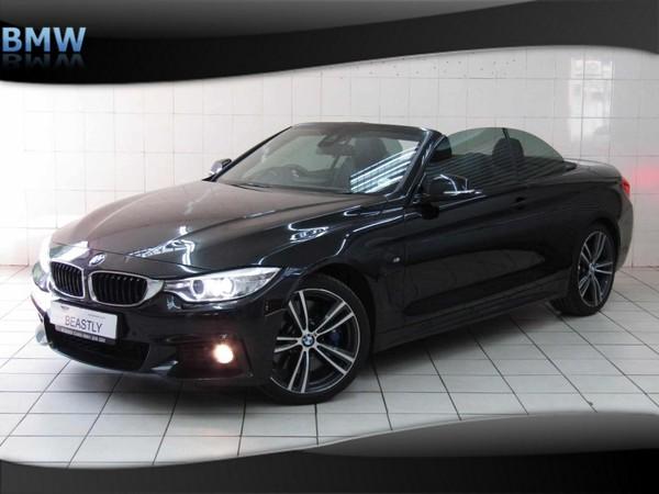 2015 BMW 4 Series 435i Convertible M Sport Auto Gauteng Pretoria_0