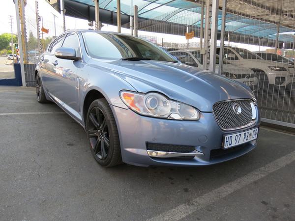 2010 Jaguar XF 3.0 V6 Premium Luxury  Gauteng Johannesburg_0