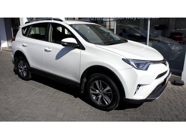 2018 Toyota Rav 4 2.0 GX Auto Gauteng Four Ways_0