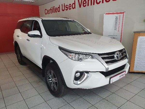 2018 Toyota Fortuner 2.4GD-6 RB Auto Gauteng Springs_0