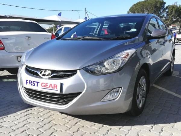 2013 Hyundai Elantra 1.6 Gls  Eastern Cape Port Elizabeth_0