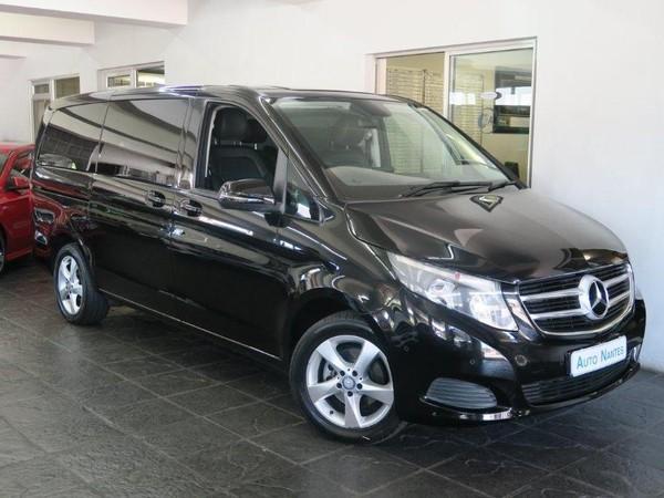 2016 Mercedes-Benz V-Class V220 CDI Auto Western Cape Paarl_0