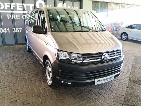 2016 Volkswagen Transporter CBUS 2.0 BiTDi LWB 132 KW 4MOT DSG Eastern Cape Port Elizabeth_0