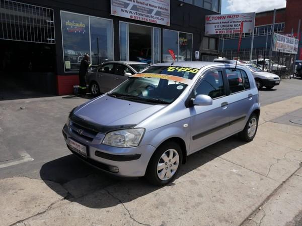 2005 Hyundai Getz 1.6 Automatic... Perfect Runner Kwazulu Natal Durban_0