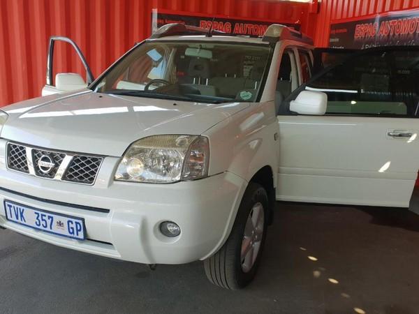 2006 Nissan X-Trail 2.2d r41  Gauteng Pretoria_0