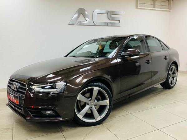 2015 Audi A4 2.0 TDi S-LINE AUTO SUNROOF XENONS RS WHEELS Gauteng Benoni_0