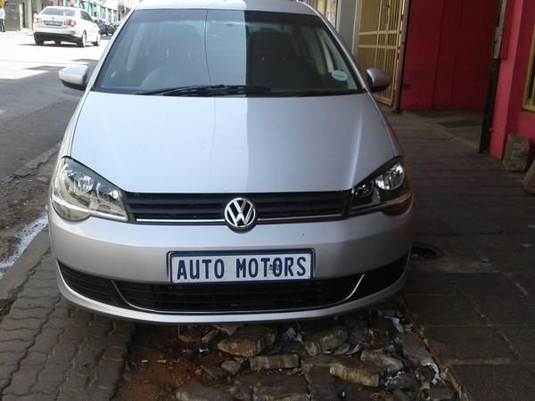 2013 Volkswagen Polo 1.4 Trendline  Gauteng Johannesburg_0