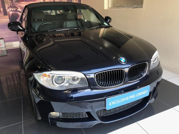 2013 BMW 1 Series 120i Convert Sport At  Gauteng Midrand_0
