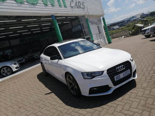2016 Audi A5 2.0 Tdi Multi  Kwazulu Natal Pinetown_0